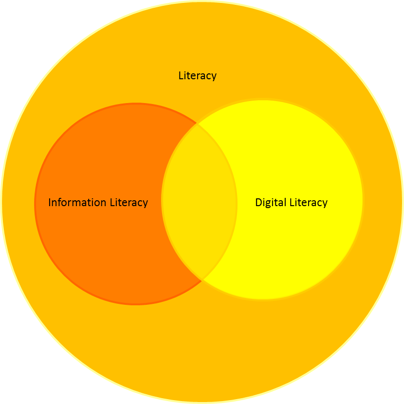 Digital Literacy and Information Literacy