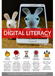 Test Your Digital Literacy Fluency